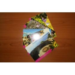 Set di 10 cartoline sui paesaggi del Parco di Porto Conte