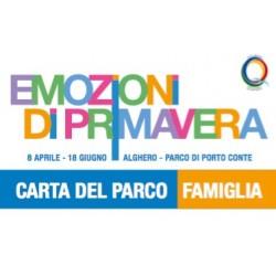 """Carta del Parco """"Emozioni di Primavera"""" - Famiglia"""
